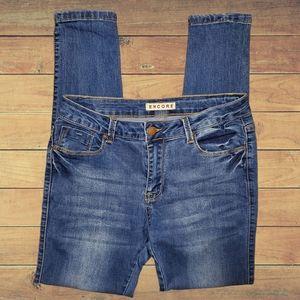 Encore Skinny Jeans Sz 7